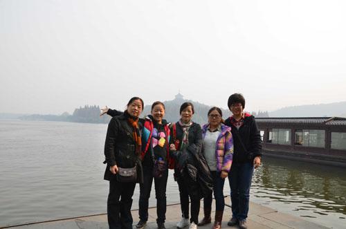千岛湖-西递-黄山-杭州之旅照片集锦